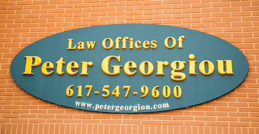 Custom Wall Sign for Your Law Office