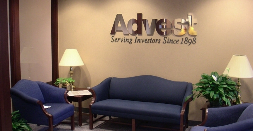 Advest Non-Illuminated 3D Letters and Logos