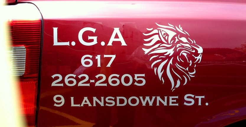 High Quality Custom Vehicles Commercial Requirements of L.G.A